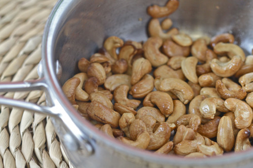 Sweetened Cashews