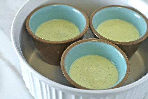 Key Lime & Vanilla Bean Custard 2