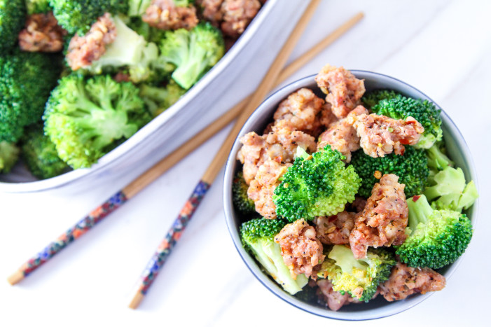 Sausage & Broccoli