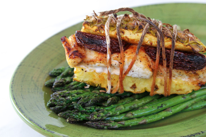 Chipotle & Pineapple Halibut 2